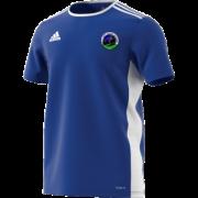 East Kent Cricket Academy Adidas Blue Training Jersey