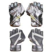 2021 Adidas Incurza 2.0 Acid Yellow Wicket Keeping Gloves