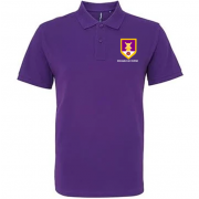 Lytham Hall Park Primary School Purple Polo