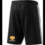 Moseley CC Adidas Black Training Shorts