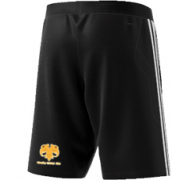 Moseley CC Adidas Black Junior Training Shorts