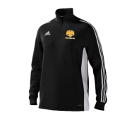 Moseley CC Adidas Black Junior Training Top