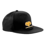 Moseley CC Black Snapback Hat