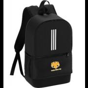 Moseley Cricket Club Black Training Backpack