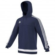 Bishop Thornton CC Adidas Navy Hoody