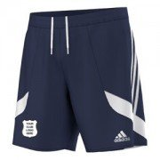Astley Bridge CC Adidas Navy Alternative Training Shorts