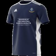 Newbridge CC Adidas Navy Training Jersey