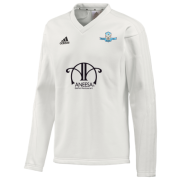 Newcastle City CC Adidas L/S Playing Sweater