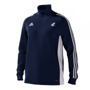 Northwood CC Adidas Navy Training Top