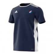 Northwood CC Adidas Navy Junior Training Jersey