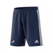 Northwood CC Adidas Navy Junior Training Shorts
