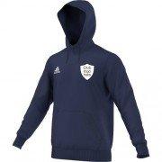 Brentham CC Adidas Navy Junior Hoody