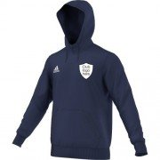 Delph and Dobcross CC Adidas Navy Junior Hoody