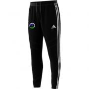East Kent Cricket Academy Adidas Black Training Pants