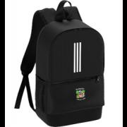 Burneside CC Black Training Backpack