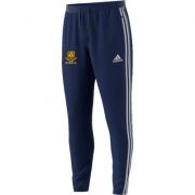 Leek CC Adidas Junior Navy Training Pants