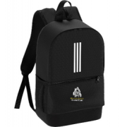 Bolton Abbey CC Black Training Backpack