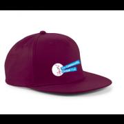 SMASH Maroon Snapback Hat