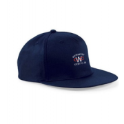 Whitminster CC Navy Snapback Hat