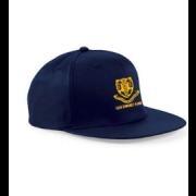 Leek CC Navy Snapback Hat