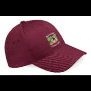 Burneside CC Maroon Baseball Cap
