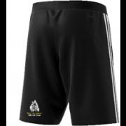 Bolton Abbey CC Adidas Black Training Shorts