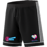 SMASH Adidas Black Training Shorts