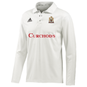 East Horsley CC Adidas Elite Long Sleeve Shirt