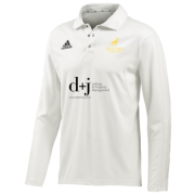 Hitchin CC Adidas Elite L/S Playing Shirt
