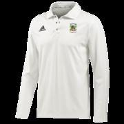 Burneside CC Adidas Pro L/S Playing Shirt