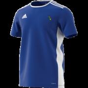 Buckden CC Adidas Blue Training Jersey