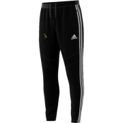 Buckden CC Adidas Black Training Pants