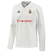 East Horsley CC Adidas L/S Playing Sweater