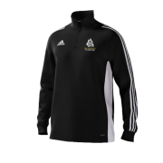 Bolton Abbey CC Adidas Black Training Top