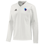 University of Portsmouth CC Adidas L-S Playing Sweater