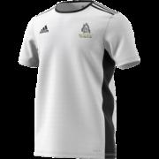 Bolton Abbey CC Adidas White Training Jersey