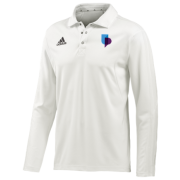 University of Portsmouth CC Adidas L-S Playing Shirt