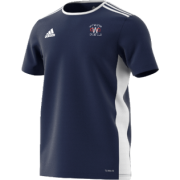 Whitminster CC Adidas Navy Training Jersey