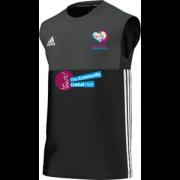 SMASH Adidas Black Training Vest