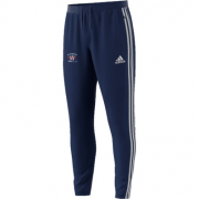 Whitminster CC Adidas Navy Training Pants
