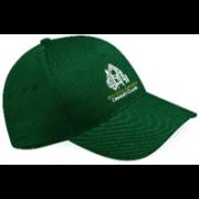 Bolton Abbey CC Green Baseball Cap