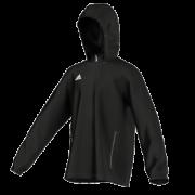 Dove Holes CC Adidas Black Rain Jacket