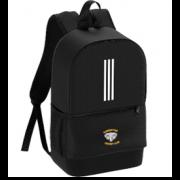 Ramsbottom Cricket Club Black Training Backpack