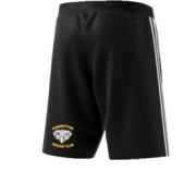 Ramsbottom CC Adidas Black Training Shorts