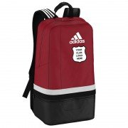 Thurstonland CC Adidas Red Training Bag