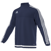 Samuel Whitbread Academy Adidas Navy Training Top