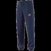 Crawley CC Adidas Navy Sweat Pants