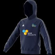 Sale CC Adidas Navy Fleece Hoody