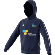 Sale CC Adidas Navy Junior Fleece Hoody