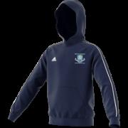 Sheffield University Staff Adidas Navy Fleece Hoody